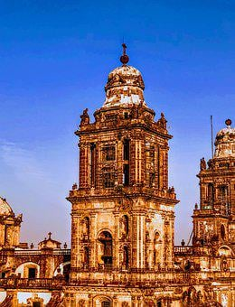 Catholic, Christian, Catholicism, Church, City, Mexico