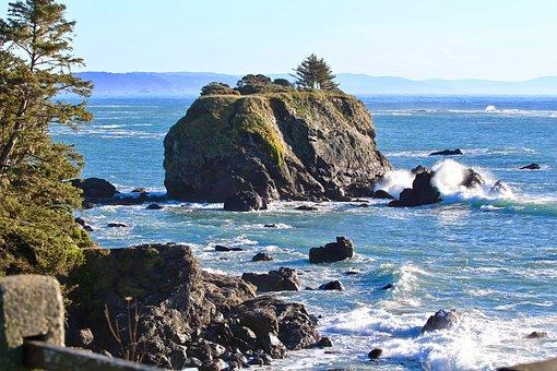 Pebble Beach, Del Norte County, California, Norcal
