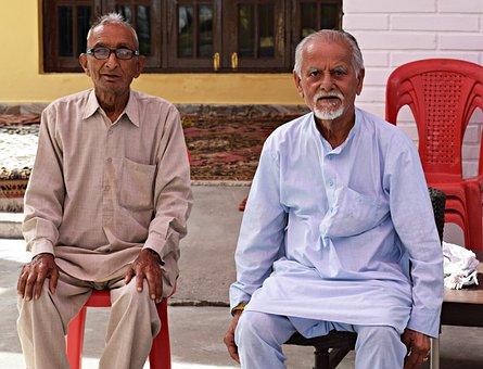 Elderly, Old, Senior, People, Person, Portrait, Man