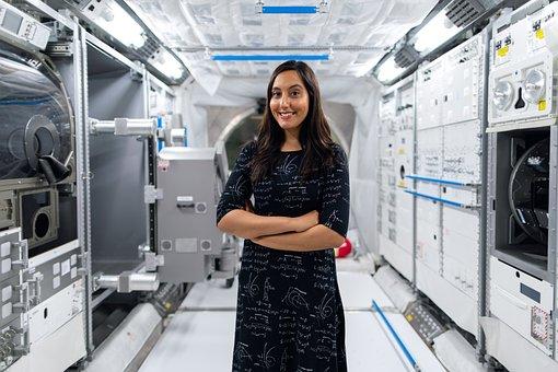 Engineer, Space, Female, Engineering, Research
