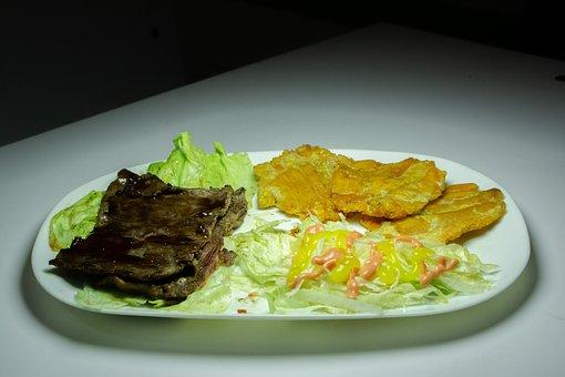 Meat, Roast, Restaurant, Fillet, Lunch, Dinner, Cook