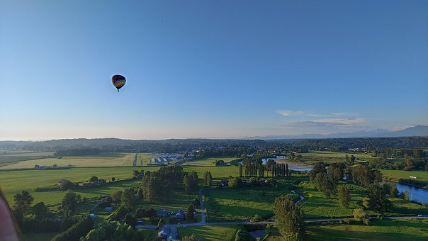 Ballooning, Sky, Balloon, Colorful, Adventure, Flying