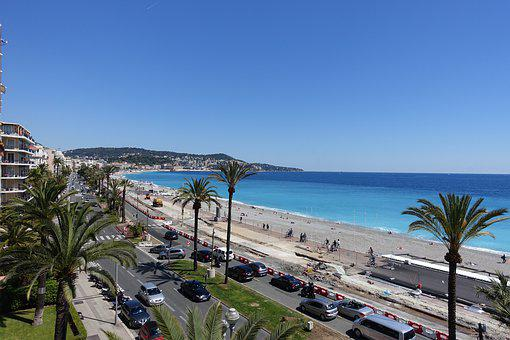Nice, France, French Riviera