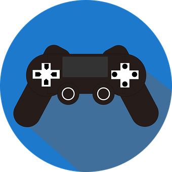 Game Controller, Gamer, Controller, Console, Play