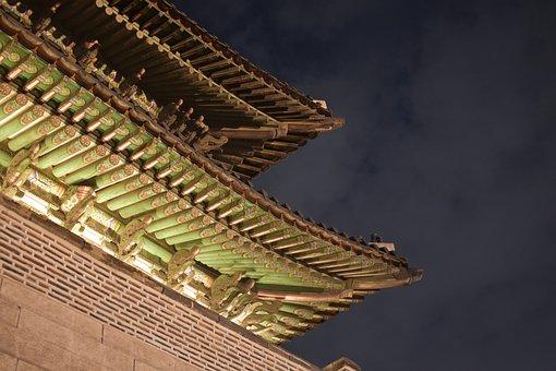 Seoul, Seoul Sights, Gate, Fortress, Fortress Walls