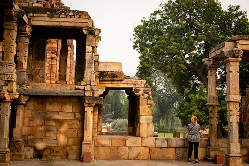 Buildings, India, Heritage, Tourism, Historically