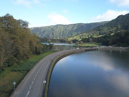 Azores, Portugal, Island, Nature, Landscape, Water