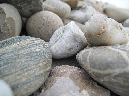Pebbles, Stones, Nature, Background, Texture, Structure