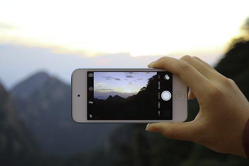Phone, Screen, Device, Photo, Camera, Photography
