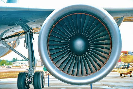 Jet Engine, Aviation, His, Aircraft, Plane, Jet, Engine