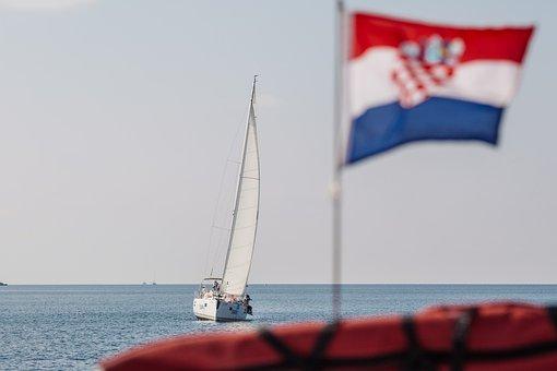 Sailing, Sea, Croatia, Regatta, Ocean Medi Cup