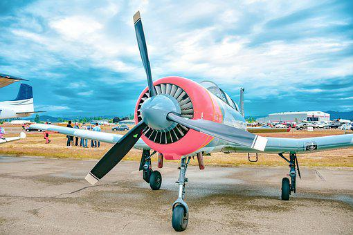 Russian Yak, Propeller Plane, Fighter Plane, Aviation