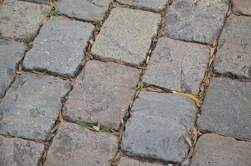 Tiles, Street, Street Tiles, Surface, Rocks, Urban