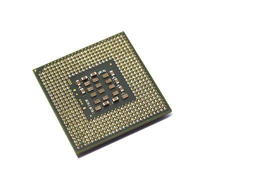 Cpu, 478 Socket, Pc, Computer, Accessories Pc, The Cpu