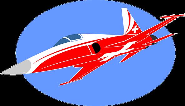 F5 E, Tiger, Northrop, Switzerland, Air Show, Aircraft