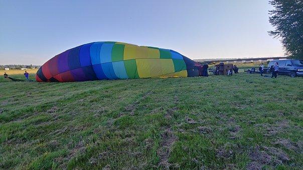 Balloon, Travel, Adventure, Sky, Flying, Freedom