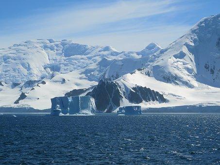 Antarctica, Southern Ocean, Iceberg, Cold, Cruise