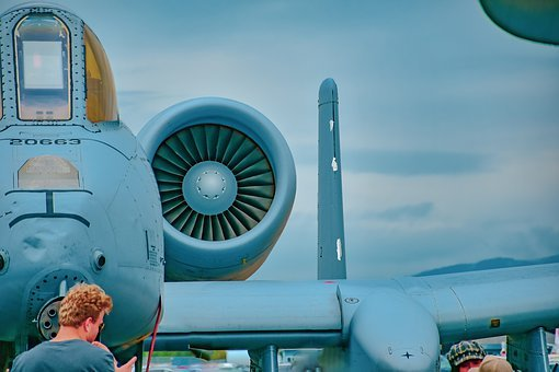 Warthog, A-10, M, Aircraft, Aviation, Thunderbolt