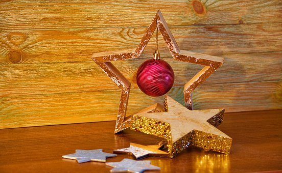 Christmas, Star, Christmas Time, Christmas Decoration