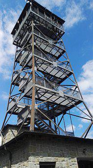 Tower, Czantoria Wielka, The Height Of The, Transmitter