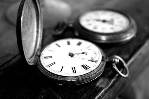 Old, Antique, Clock, Watch, Pocket, Engineering