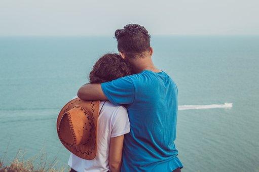 Couple, Love, Romantic, Romance, Wedding, Man, People