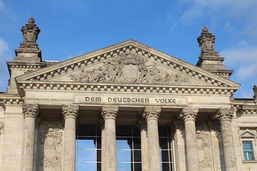 Berlin, Capital, Germany, Politics, Bundestag