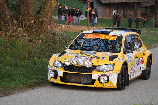 Rally, Race, Speed, Automobile, Auto, Championship