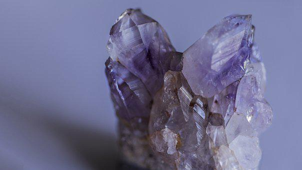 Amethyst, Raw, Nature, Mineral, Crystal, Geology