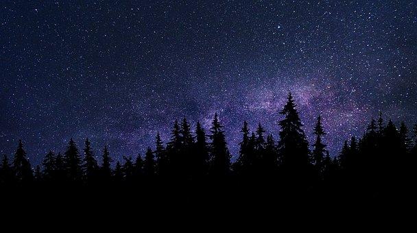 Sky, Night Astronomy, Space, Universe, Stars, Dark