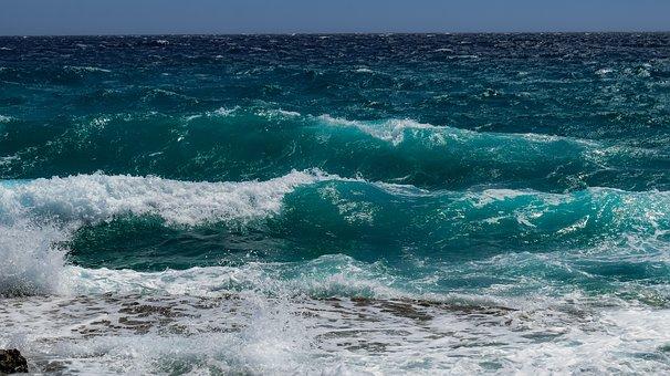 Wave, Surf, Sea, Water, Ocean, Nature, Spray, Splash