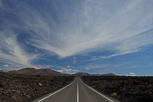 National Park, Timanfaya, Lanzarote, Canary Islands