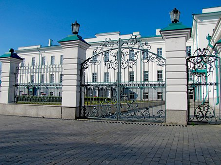 Tobol'sk, Russia, Siberia, The Palace Of The Governor