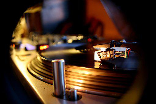 Vinyl, Music, Record, Turntable, Sound, Equipment
