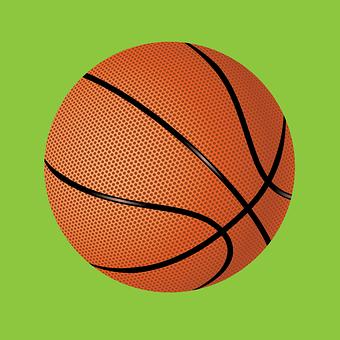 Ball, Basketball, Game, Net, Basket