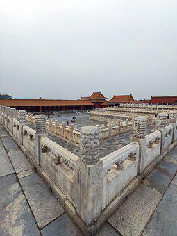 Beijing, The National Palace Museum, Palace
