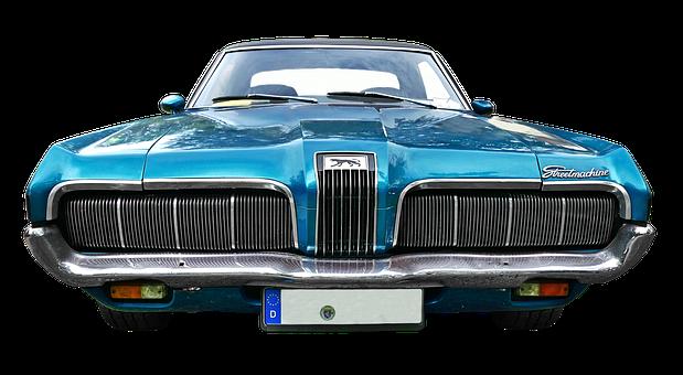 Ford, Lincoln-mercury Division, Cougar, Street Machine