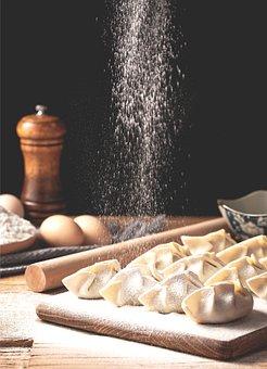 Dumplings, Chinese Cuisine, Dimsum, Cooking