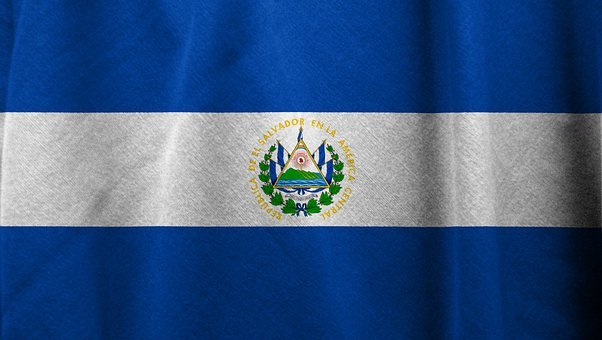 El Salvador, Flag, Country, Symbol, Nation, National