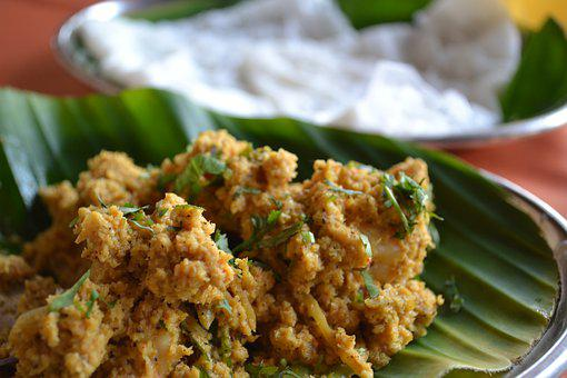 India, Asia, Chicken Curry, Rice, Food, South India
