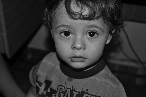 Boy, Look, Sad, Brazil, Face, Portrait, Fashion, Person