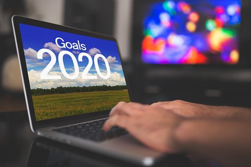 New Year's Day, Target, Resolutions, Digital, 2020
