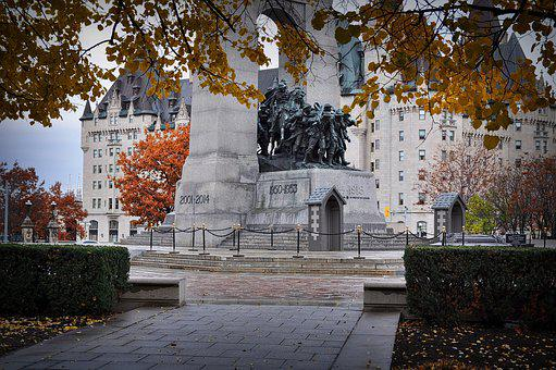 Tomb Of The Unknown Soldier, Ottawa