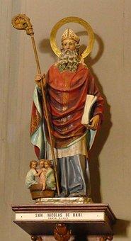 Saint-nicolas, Saint Nicholas, Party, Tradition