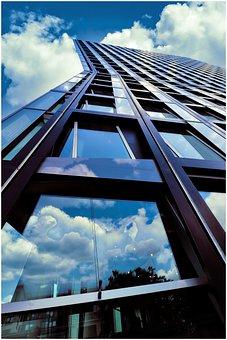 Skyscraper, Architecture, City, Skyline, Building