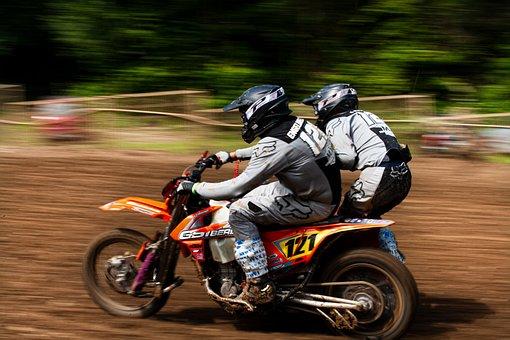 Sports Shooting, Motorsport, Motocross, Panning, Speed