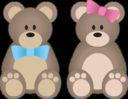 Teddy, Teddy Bear, Child, Cute, Toys, Baby Girl