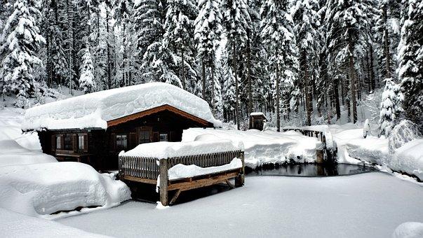Winter, Snow, Wintry, Cold, Snow Landscape