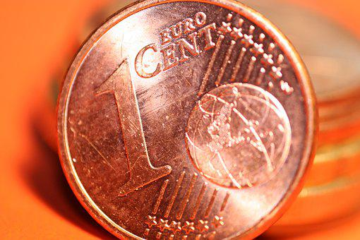 Coin, Money, Finance, Euro, Currency, Abolish, Cent