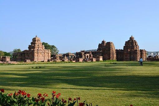 Pettadkal, Ancient, Temples, Karnataka